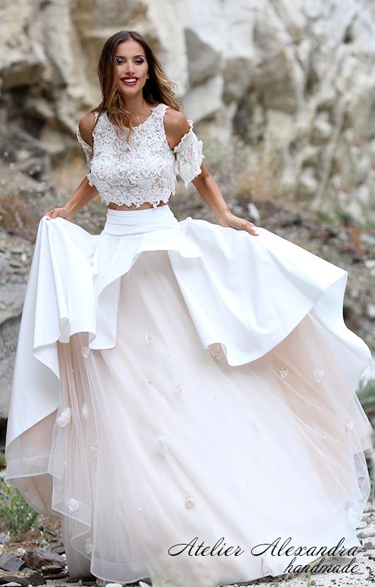 Булчинска рокля Прелест