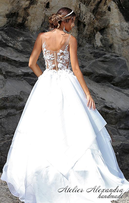 Булчинска рокля Страст