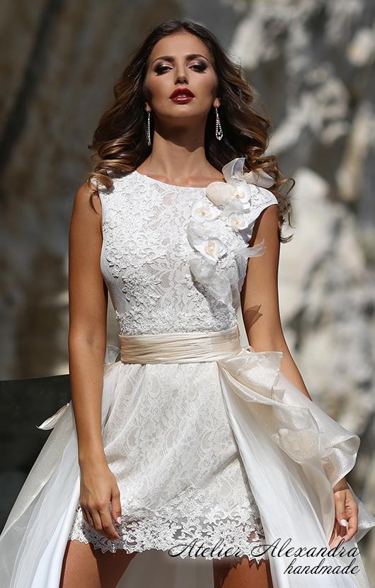 Булчинска рокля Трепет