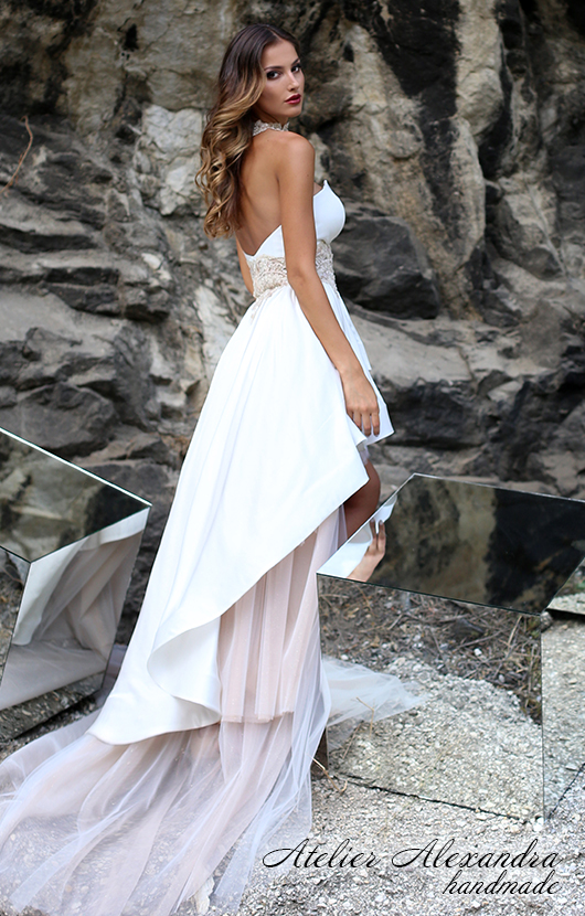 Булчинска рокля Блясък