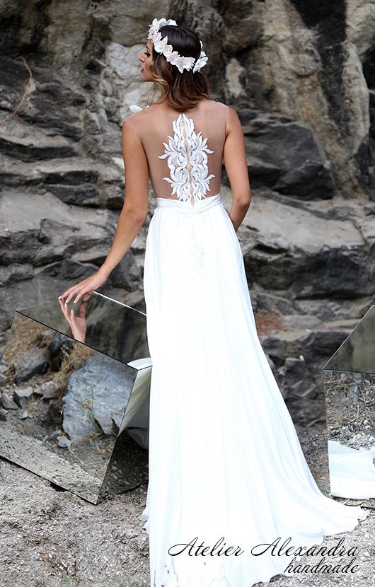Булчинска рокля Пеперуда