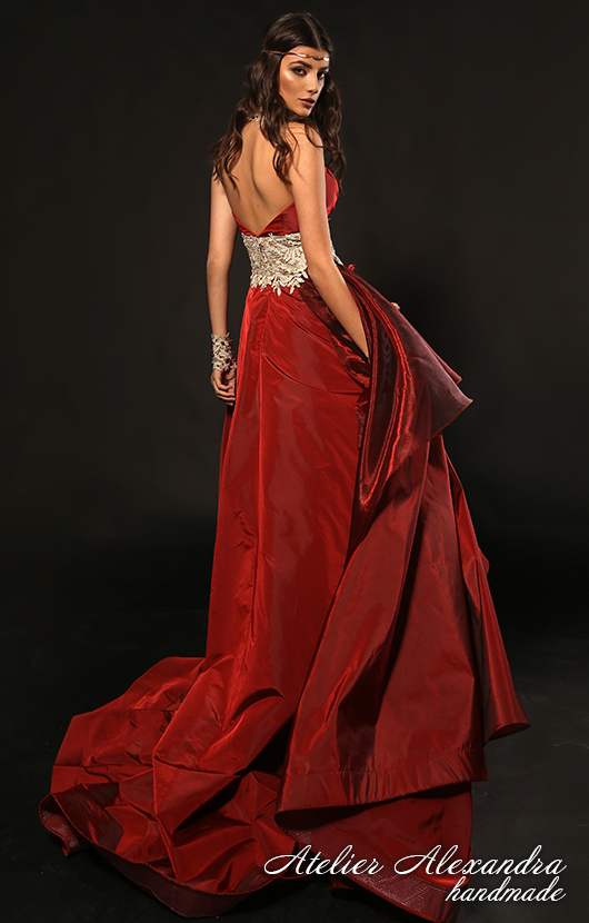 Evening dress VELVET TOUCH Ecstasy
