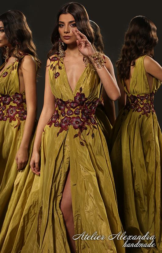 Вечерна рокля VELVET TOUCH Вайлет