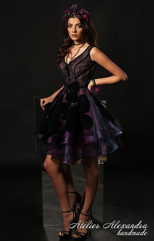 Evening dress VELVET TOUCH Vien