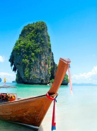 Тайланд - сватбено пътешествие - булчинска рокля