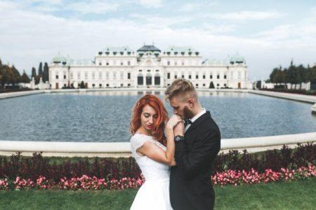 Стилове сватба - модерна сватба, булчинска рокля