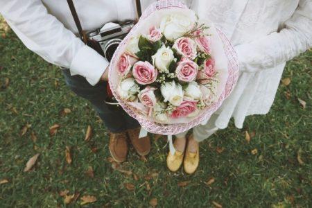 Стилове сватба - винтидж сватба, булчинска рокля