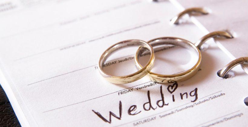 Как да изберете дата за сватбения ден. На кои въпроси трябва да си отговорите.