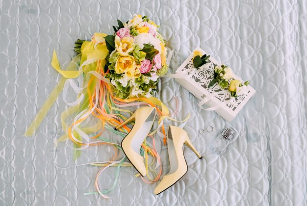 Организиране на сватба- 12 месеца по-рано.