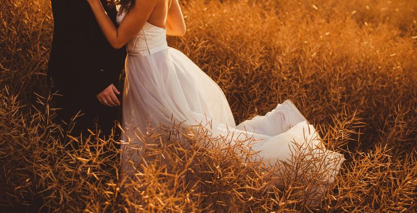 идеи за есенна сватба, сватбена колекция от ателие Александра