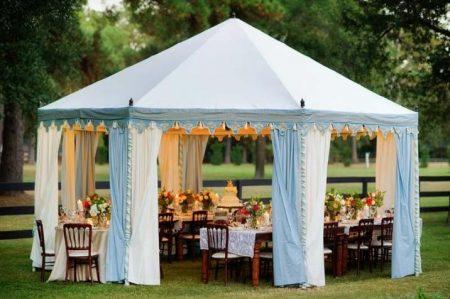 Оригинални идеи за есенна сватба