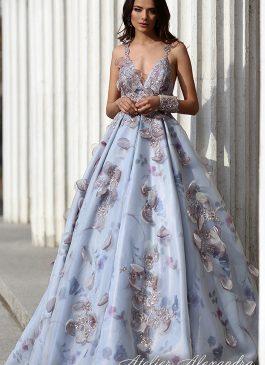 5f0a5e70c99 Ателие Александра - Ръчна изработка на дизайнерски рокли